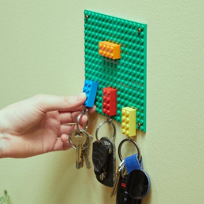 HH lego keychain