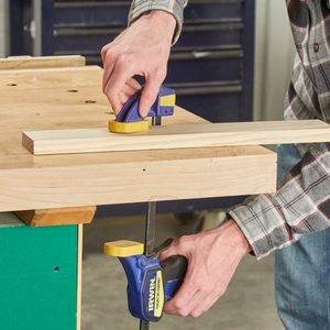 Trigger Style Bench Clamps 2