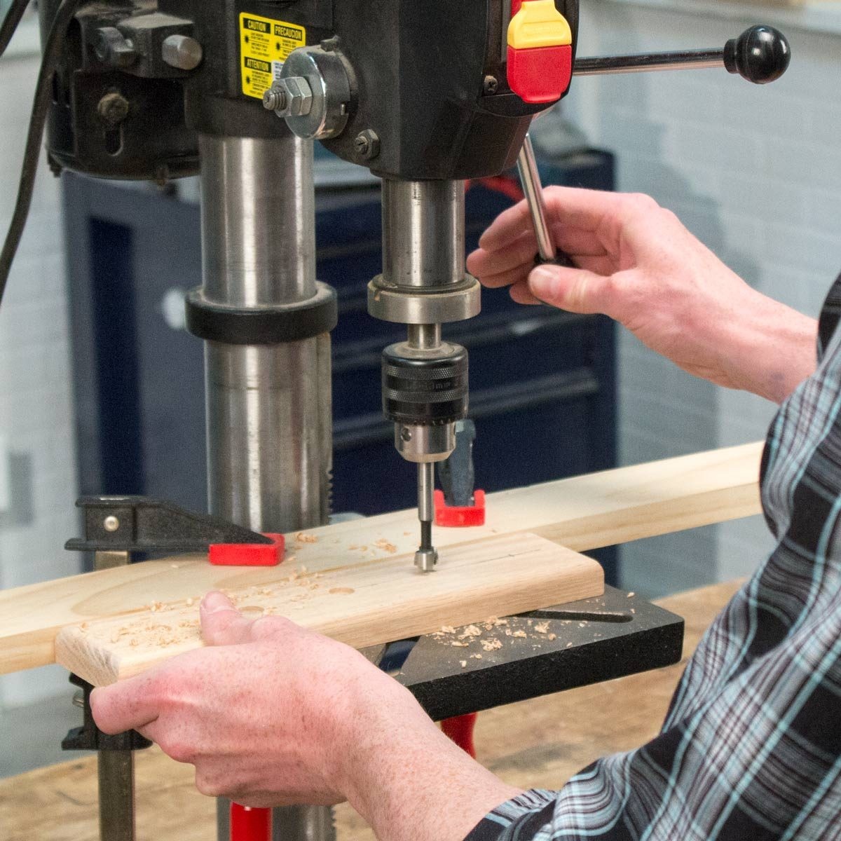 Magnetic Knife Strip Drill holes