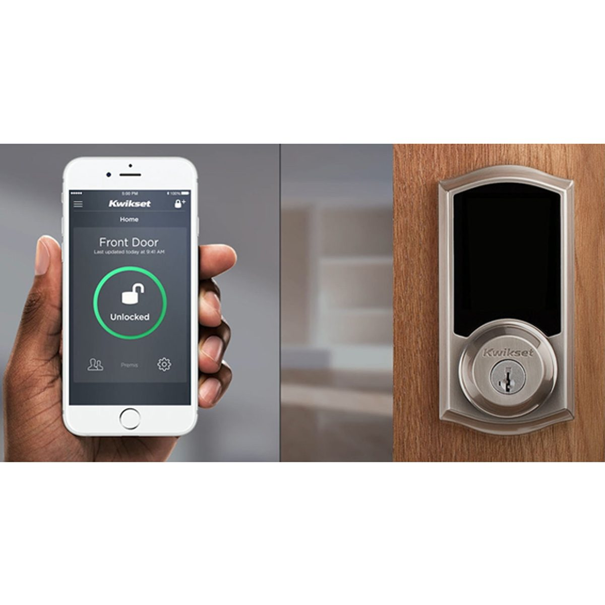 lock door app