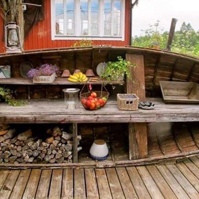 boat shelf