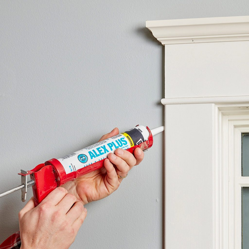 Best caulk for interior painting | Construction Pro Tips