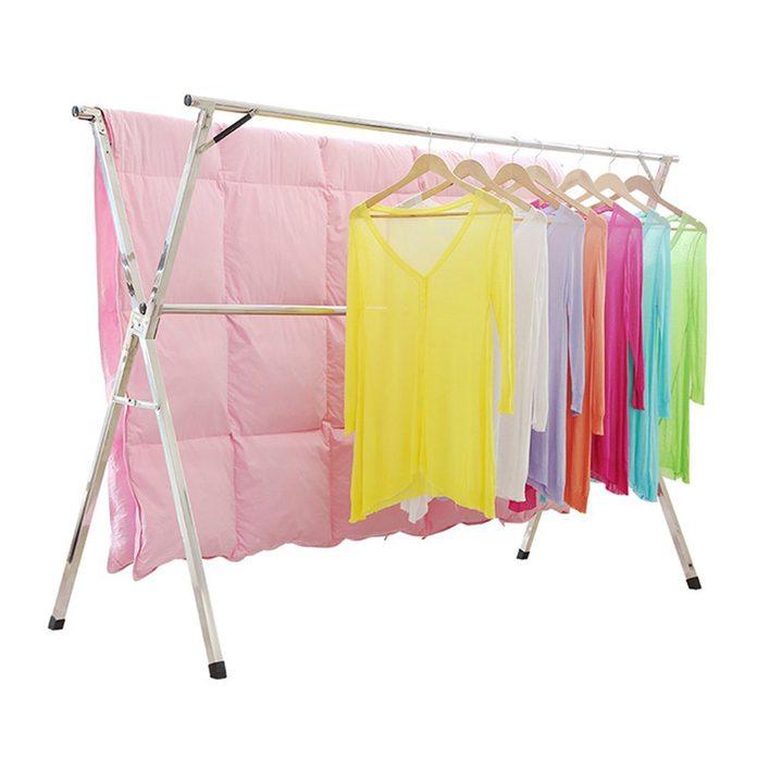 foldable drying rack