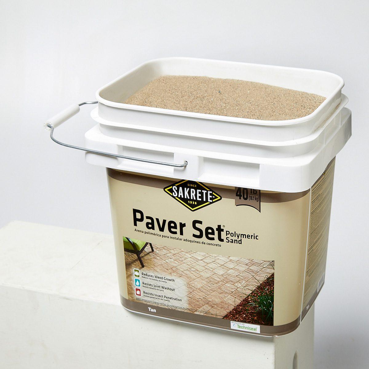 Paver Set