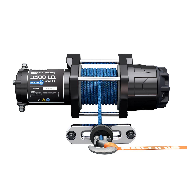 Polaris Pro HD 3500 Pound Winch   Construction Pro Tips
