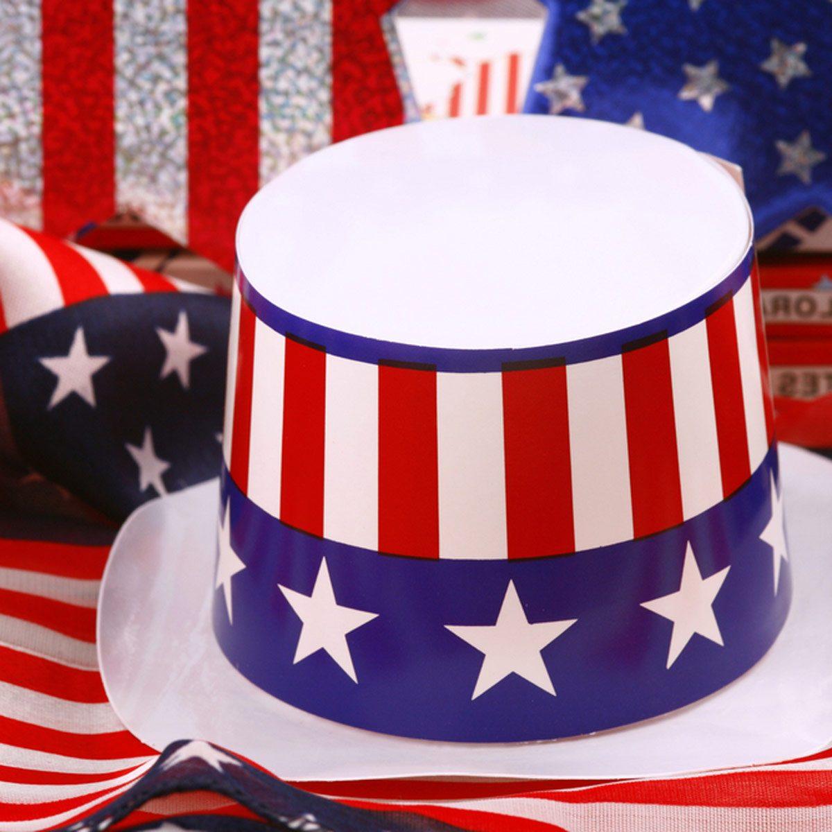 July hat