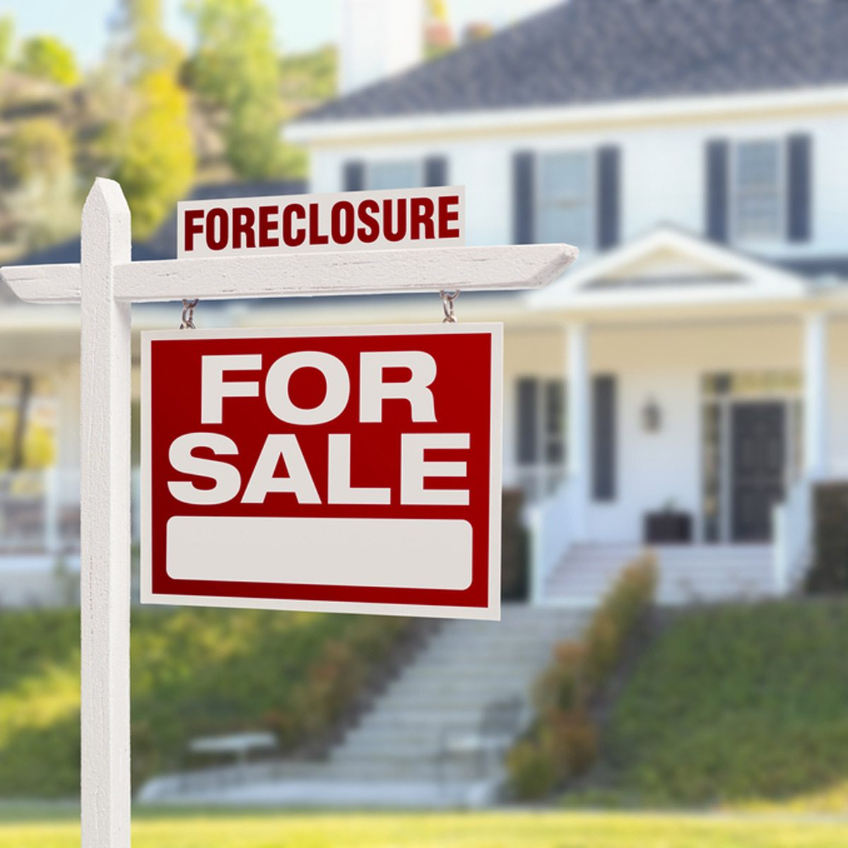 foreclosure home association