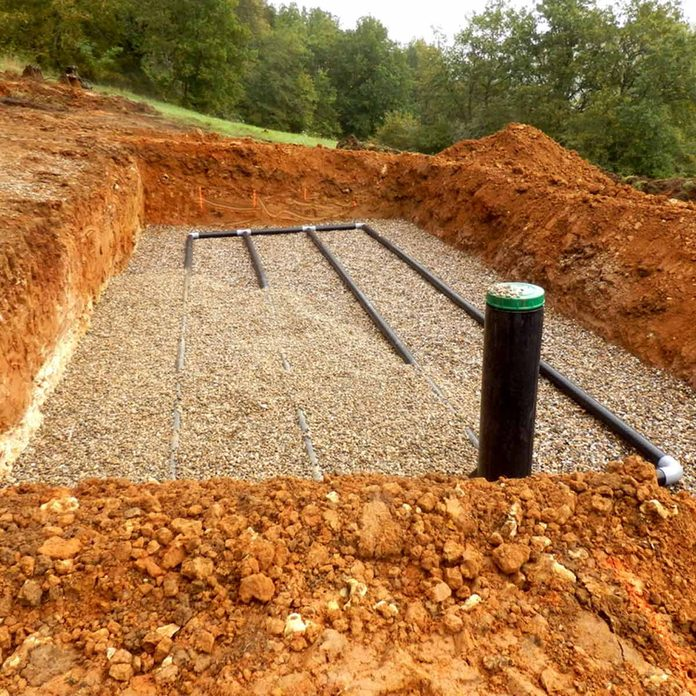 septic lines