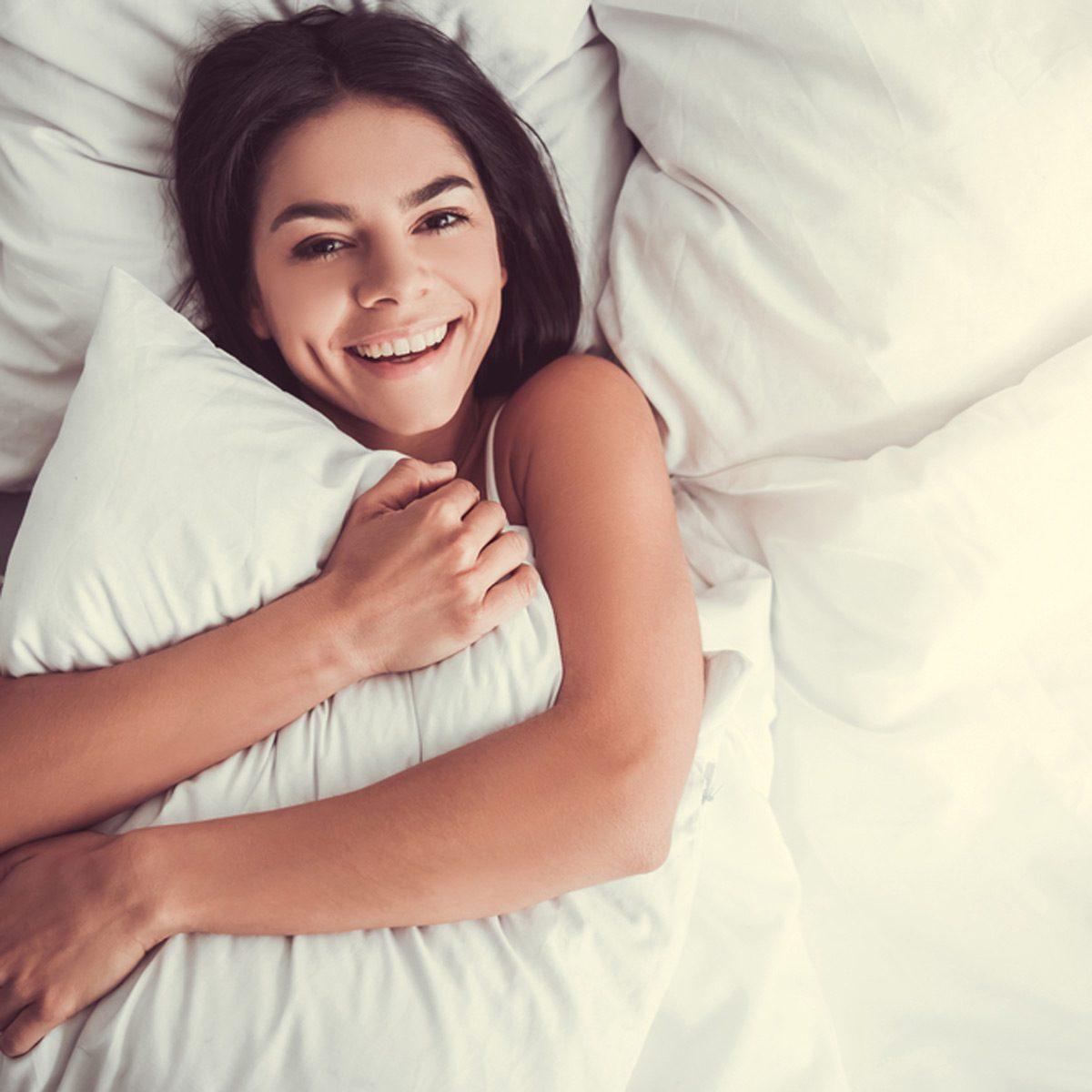 girl pillow