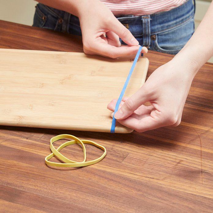 No-Slip Cutting Board