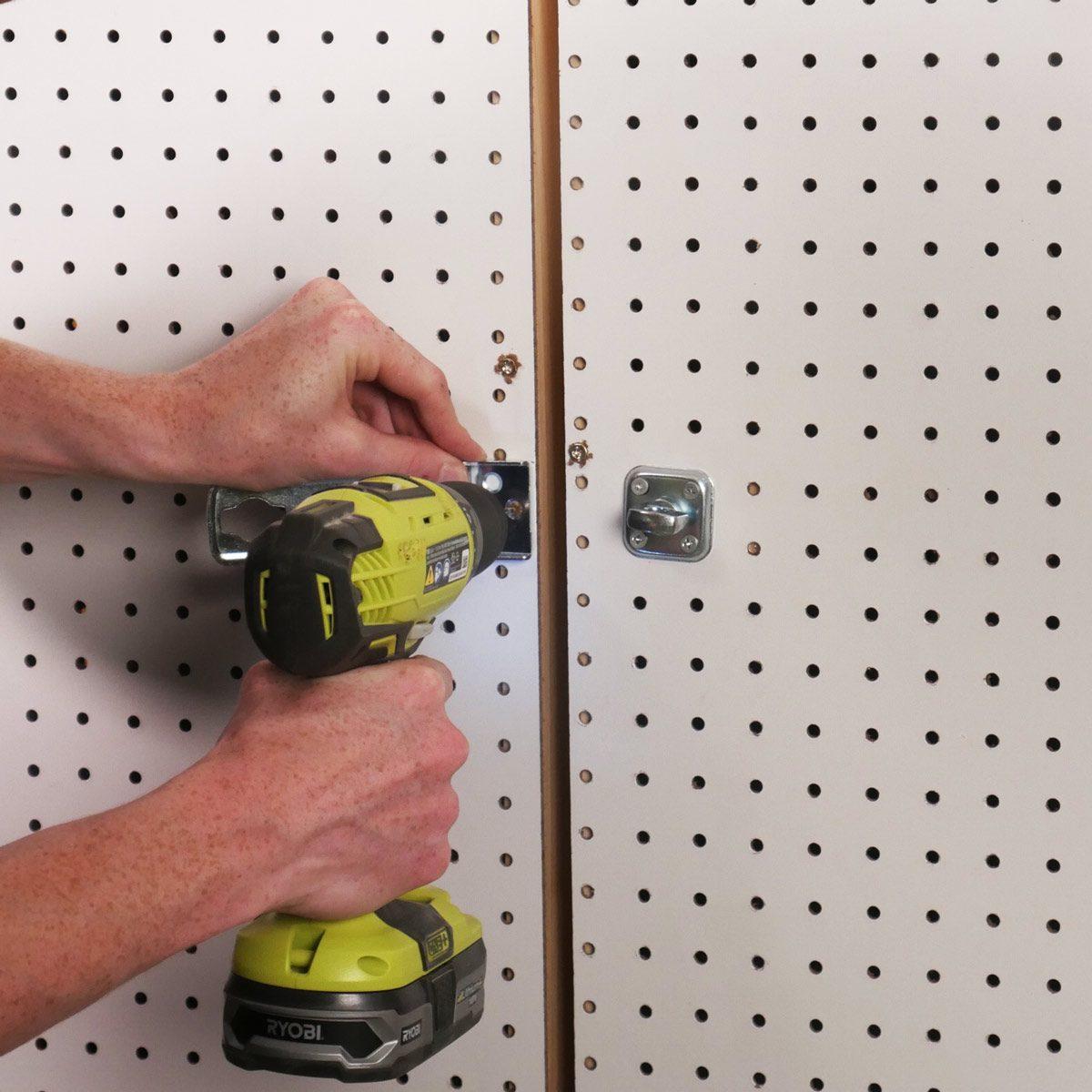 Lockable Storage Cabinet Locking Hasp