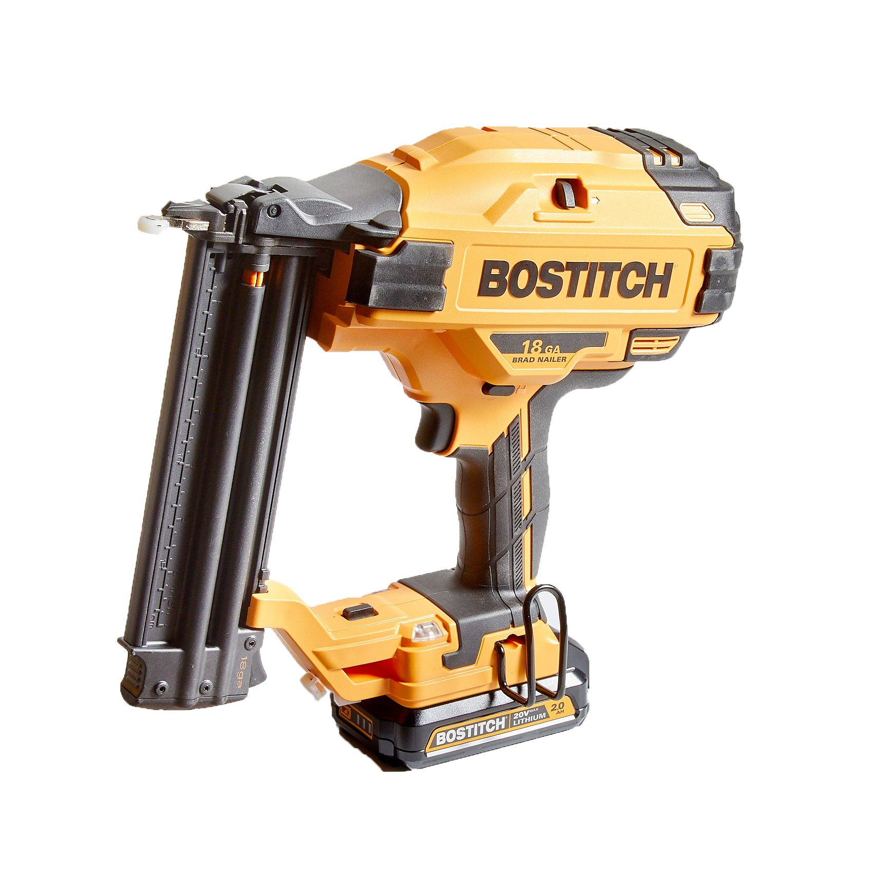 Bostitch Brad Nailer | Construction Pro Tips
