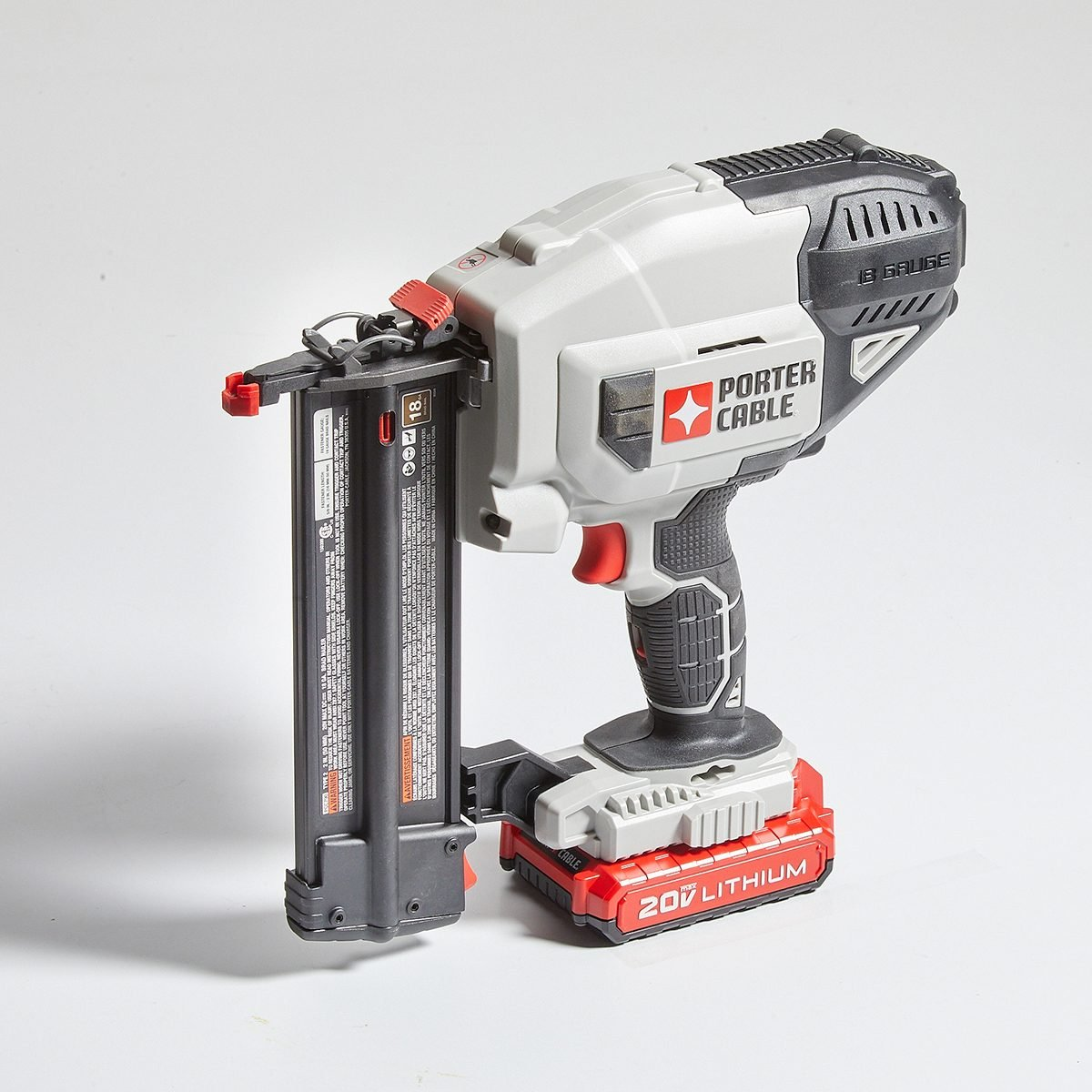 Porter Cable Brad Nailer | Construction Pro Tips