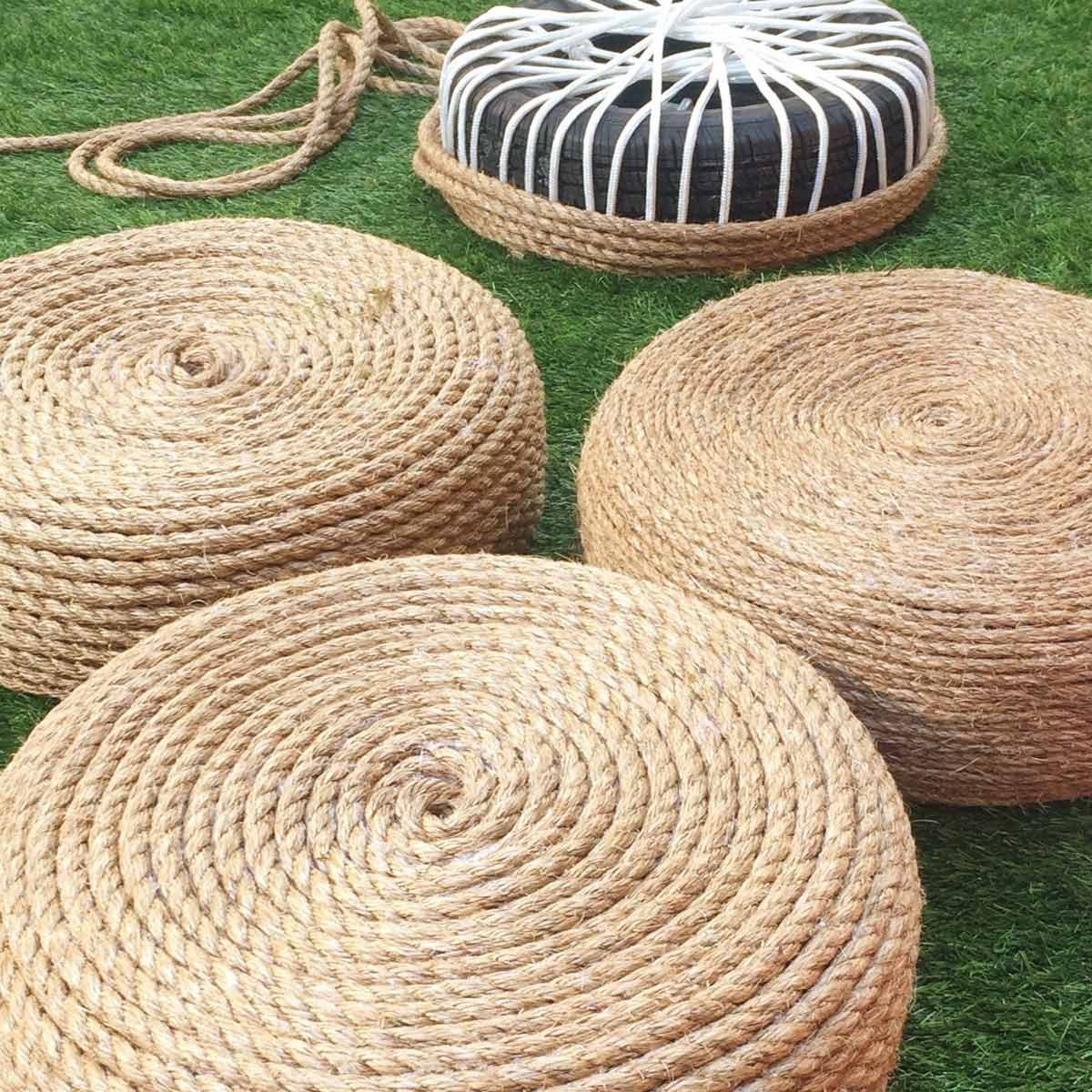 rope tire