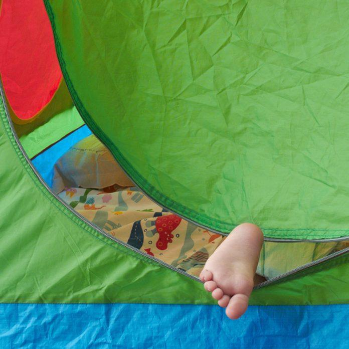 how to fix a tent zipper