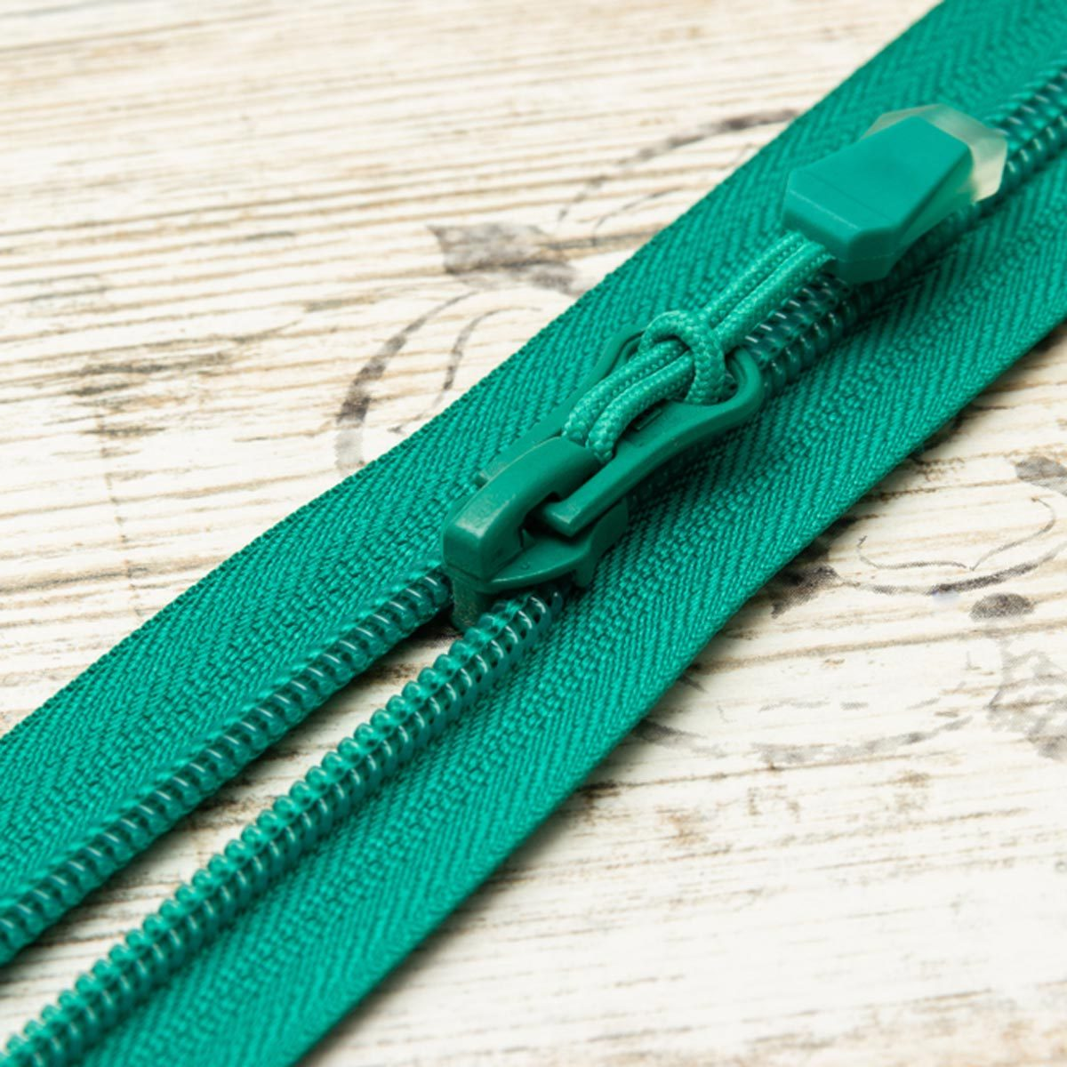 How to Shorten a Continuous Coil Zipper