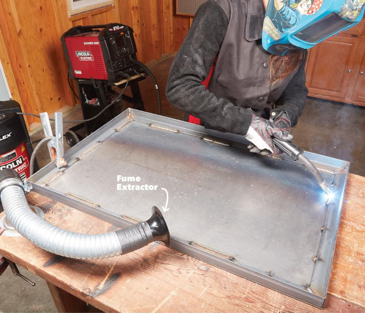 Welding Table 6