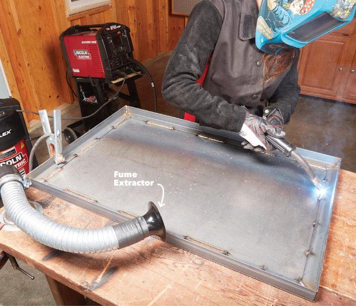 Welding Table 6