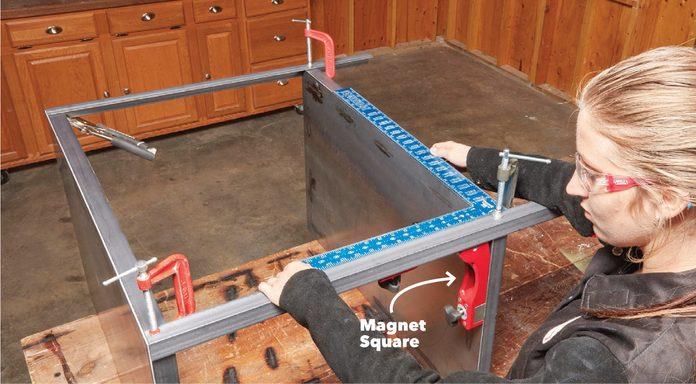Welding Table 7