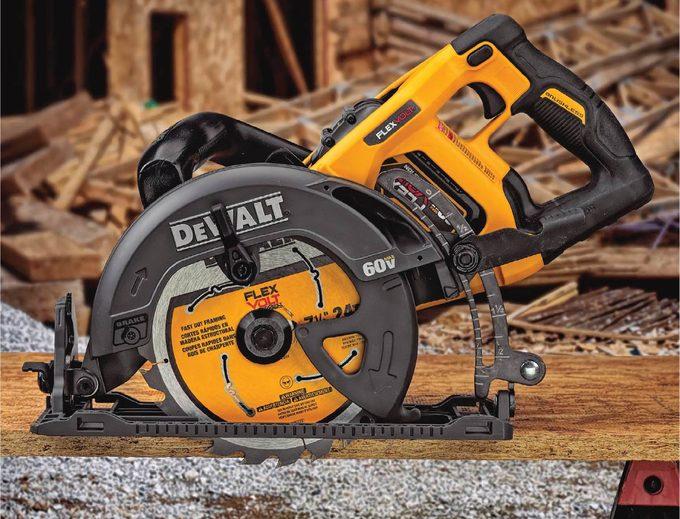 DeWalt 60 Volt MAX Circular Saw