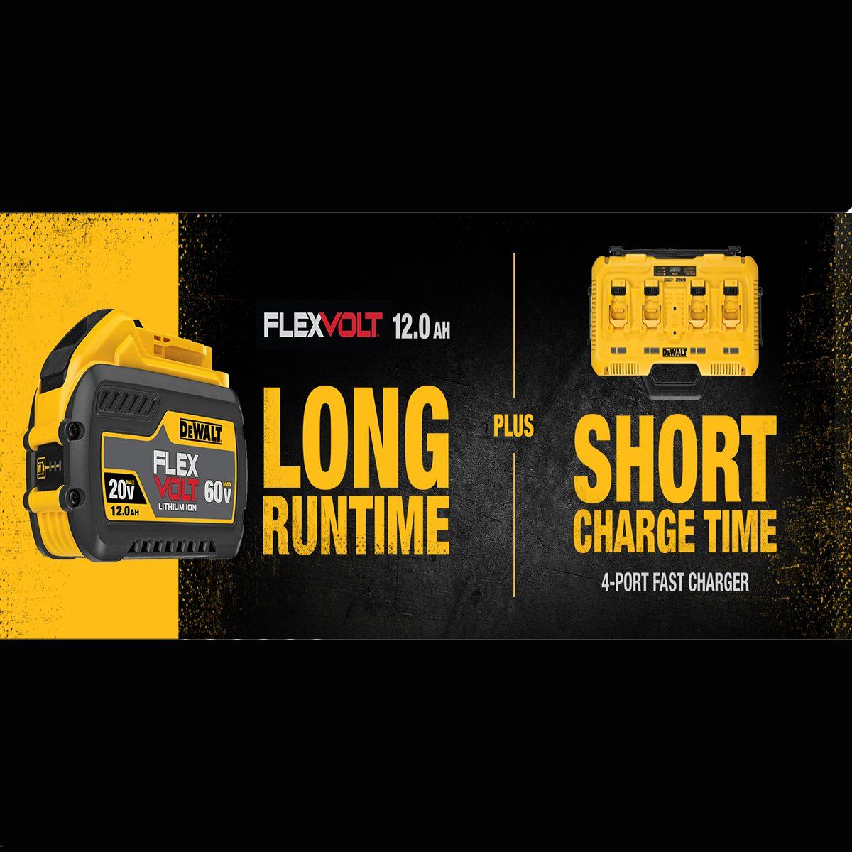 Dewalt Flexvolt Battery Platform   Construction Pro Tips