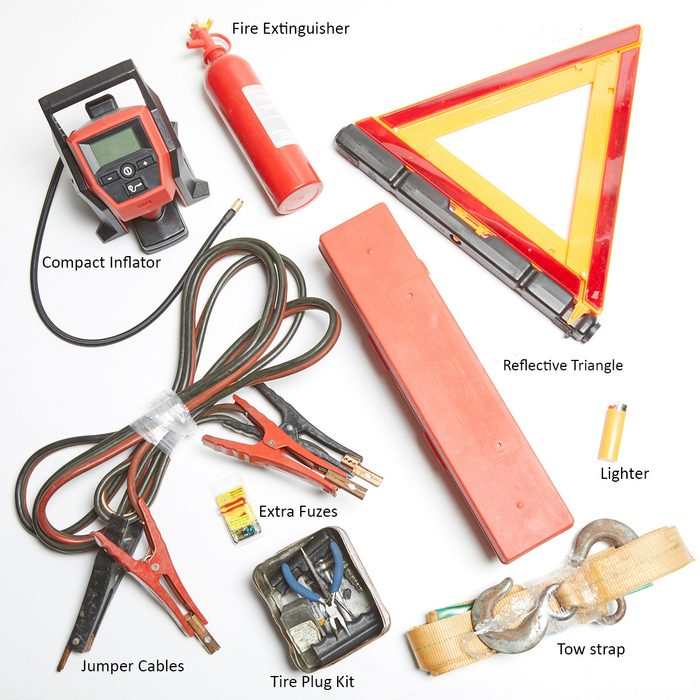 Emergency Kit for Your Truck | Construction Pro Tips