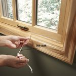 How to Seal Leaky Windows Without That Hideous Plastic Film