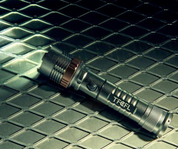 next gen flashlight