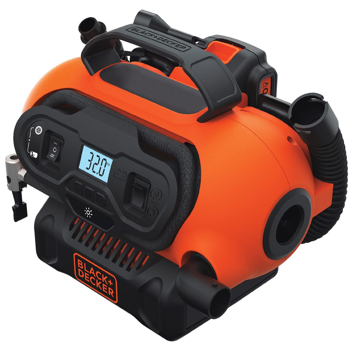 black and decker multi-purpose inflator