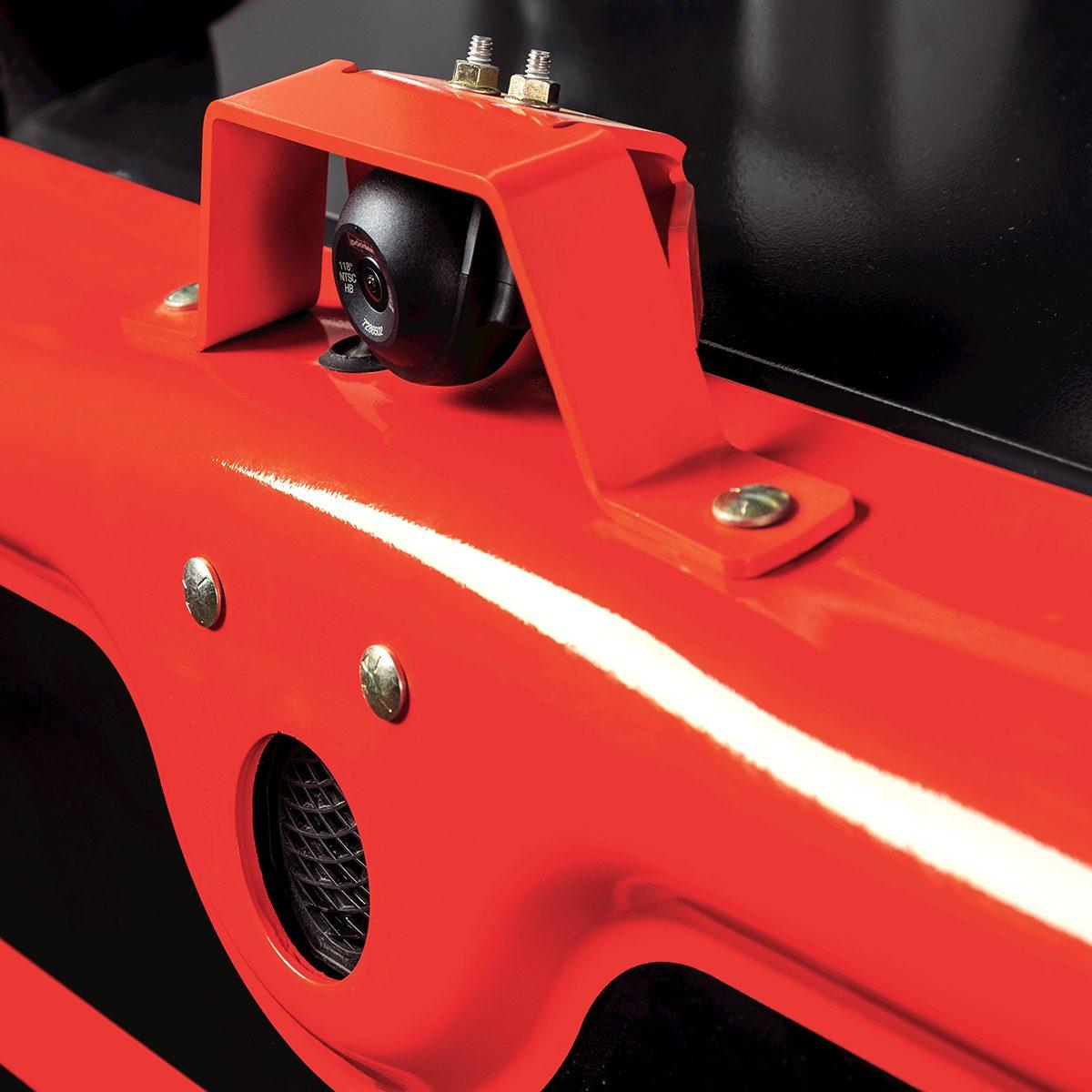 Bobcat Rear-facing Camera | Construction Pro Tips