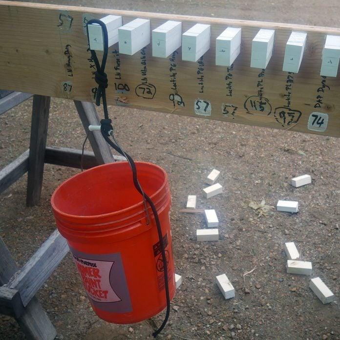 Construction Adhesive Test