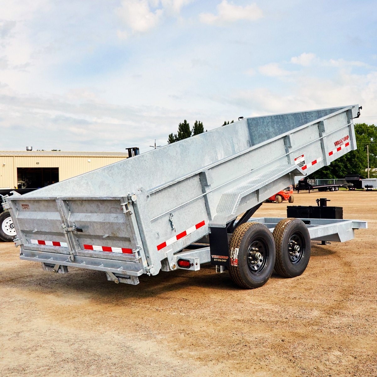 Galvanized Trailers | Construction Pro Tips