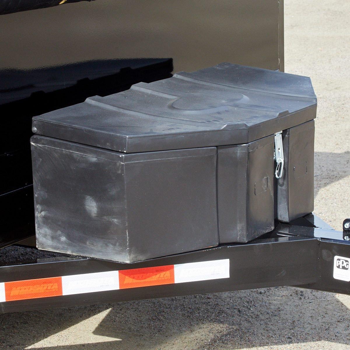 Trailer tool box | Construction Pro Tips
