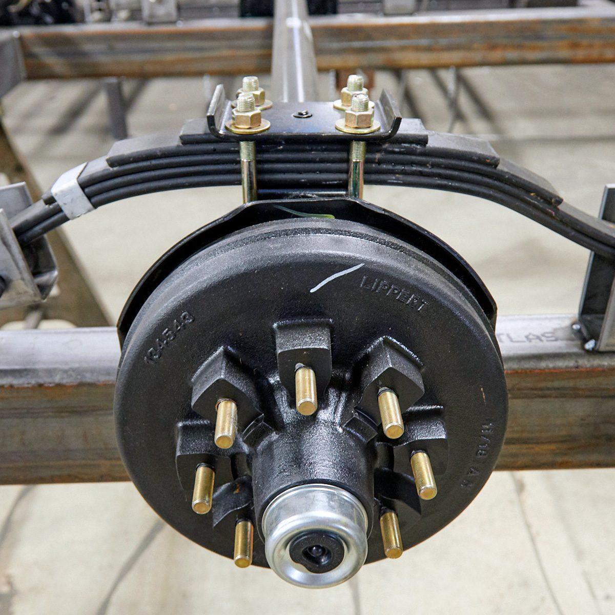 A torsion axle | Construction Pro Tips