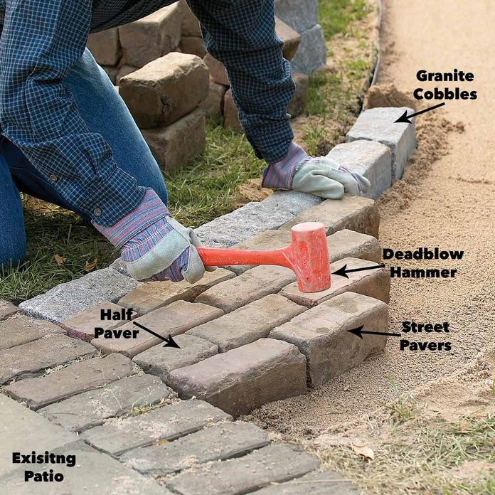 set path pavers