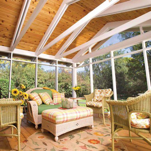 how to build a porch diy backyard
