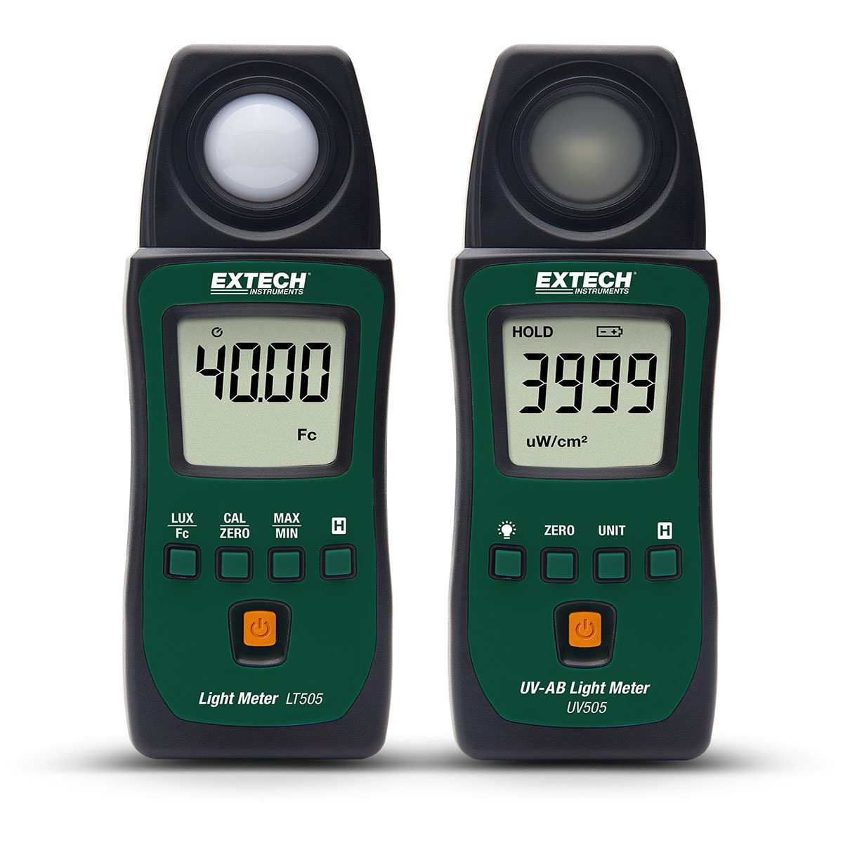 Two Extech UV Measurers | Construction Pro Tips