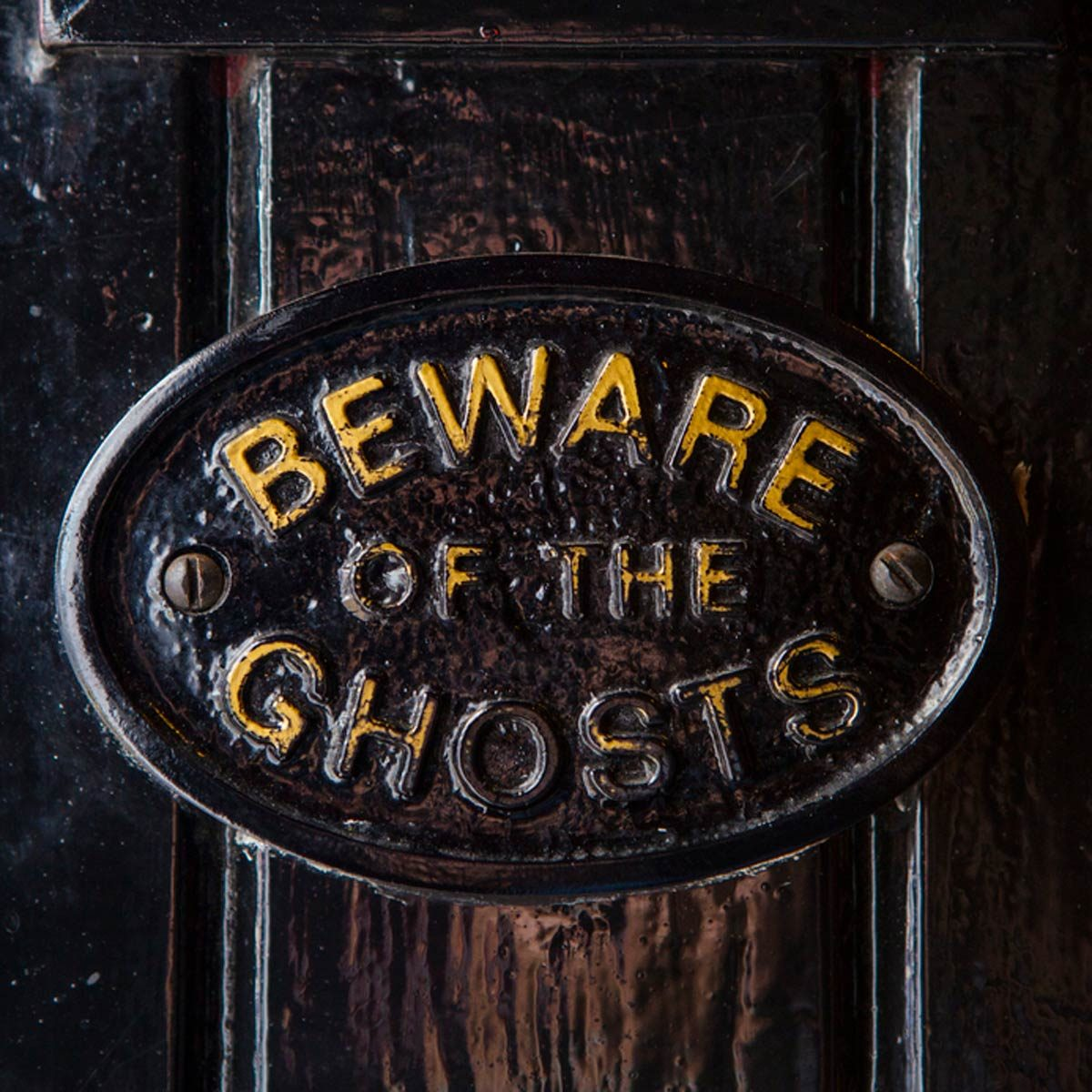 beware of ghosts is your house haunted