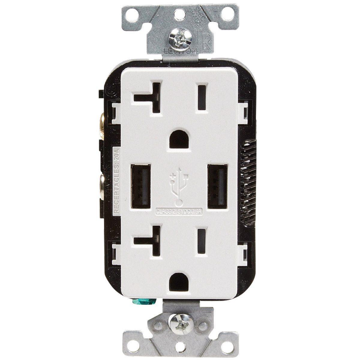 20-amp outlet