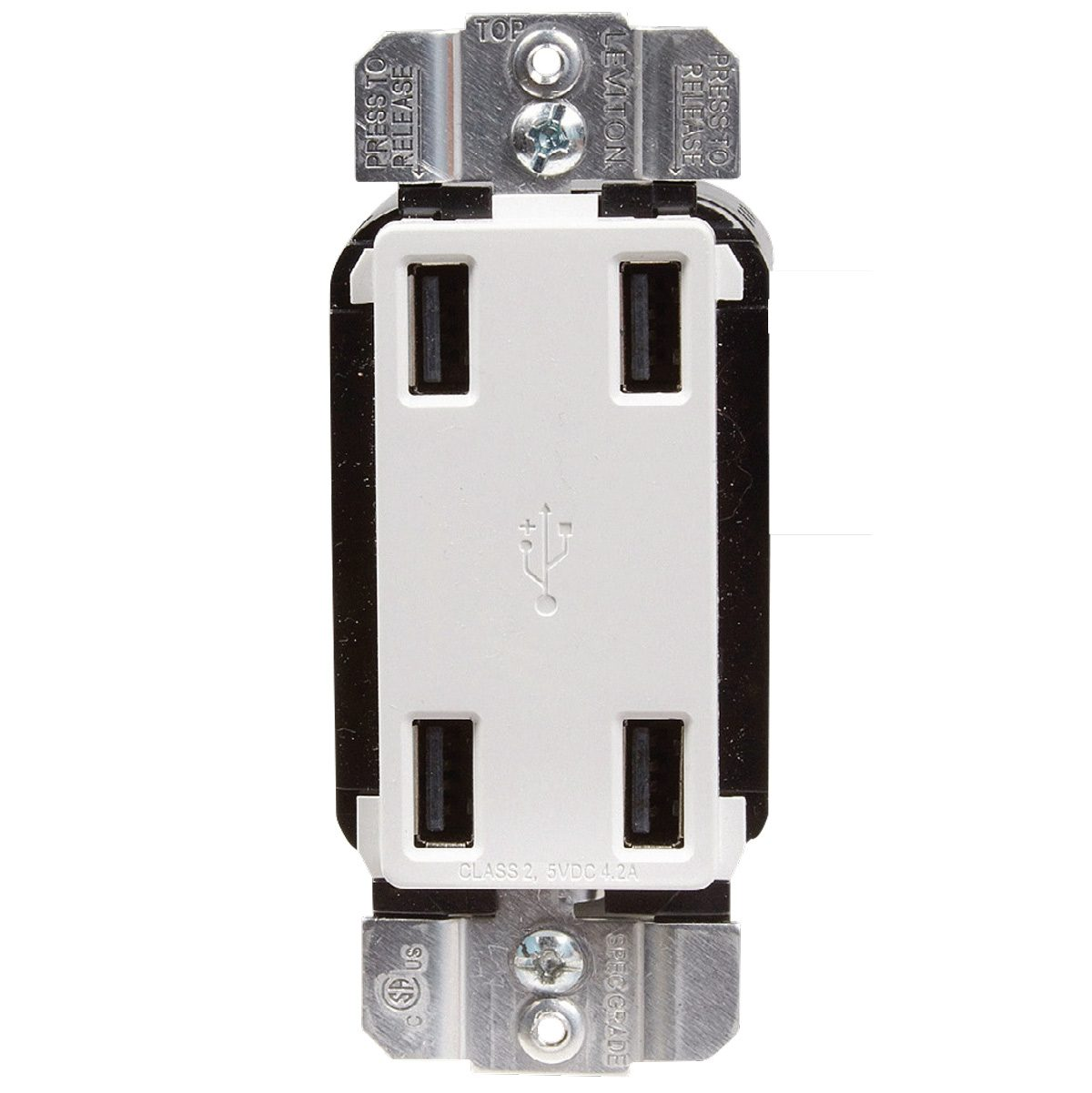 usb port outlet only