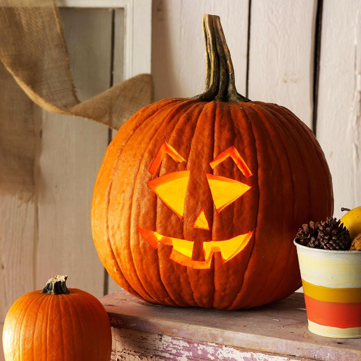 jack o'lantern halloween pumpkin eyebrows