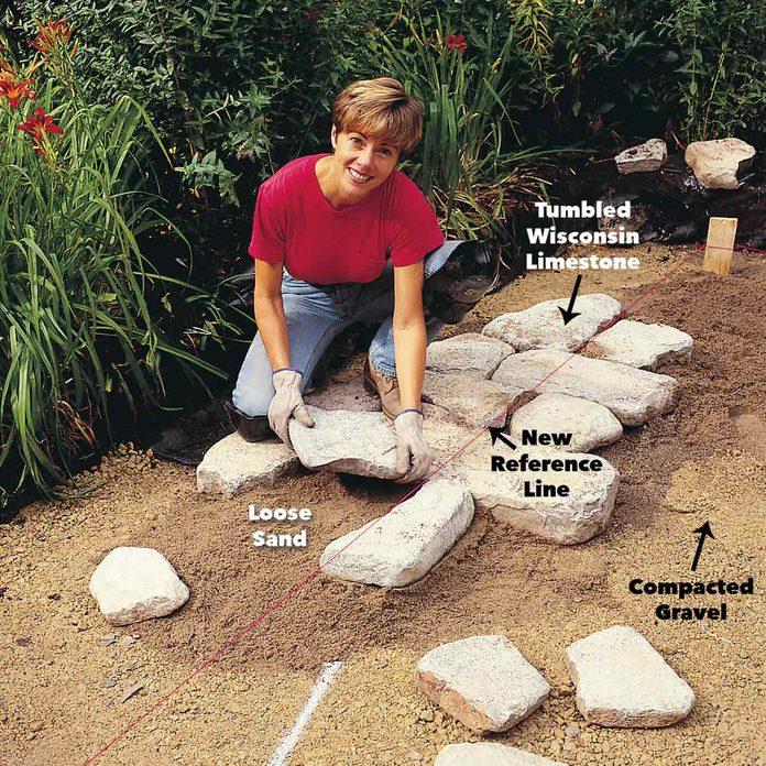 set border stones