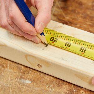 stop measuring, keep cutting