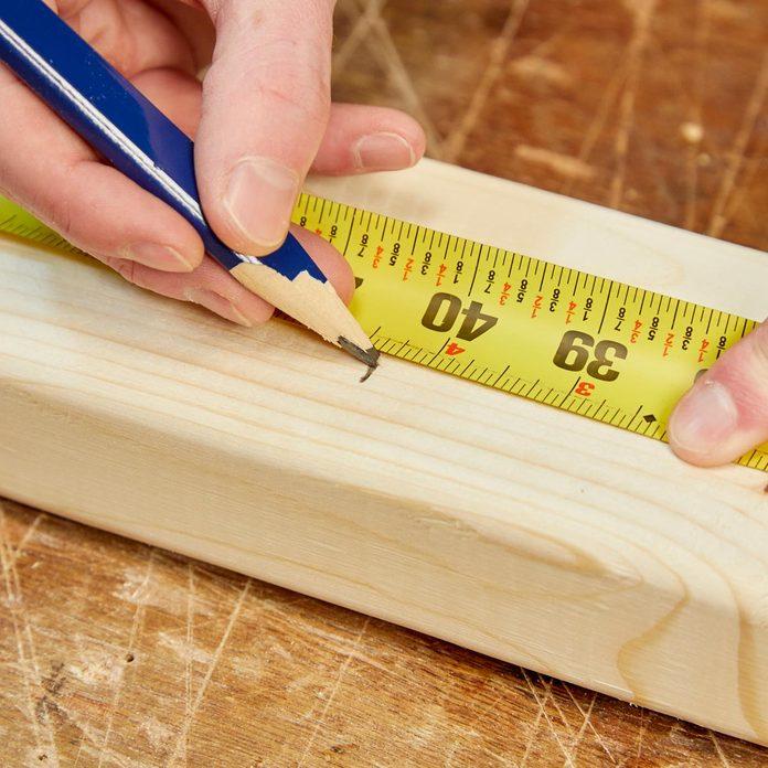 stop measuring, keep cutting 2