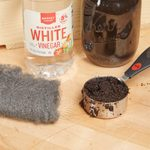 How to Stain Unfinished Wood with Used Coffee Grounds