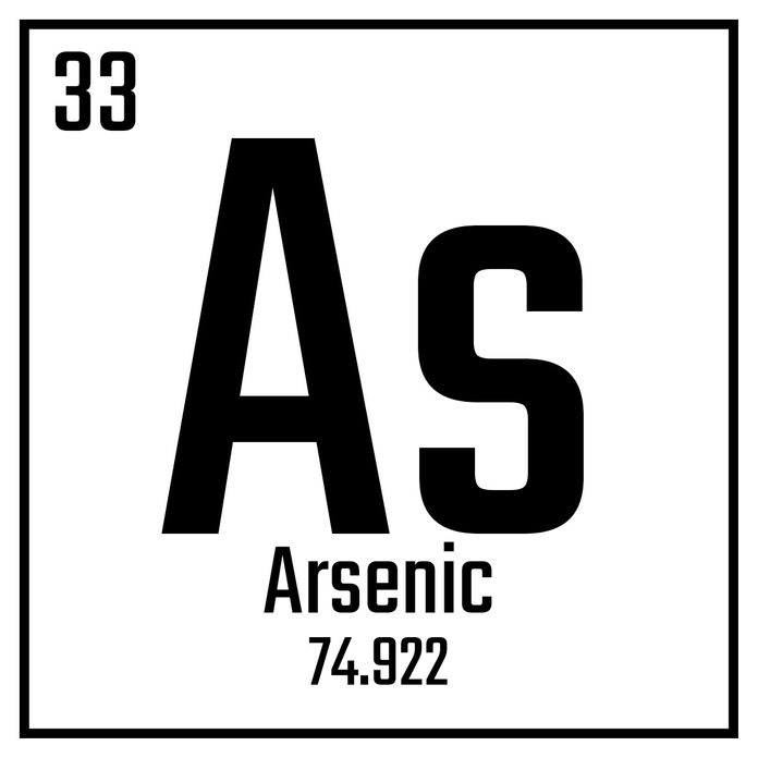 A chemical symbol for Arsenic | Construction Pro Tips