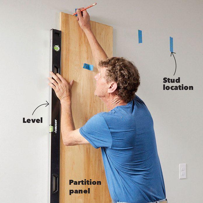 mark ledge built in shelves