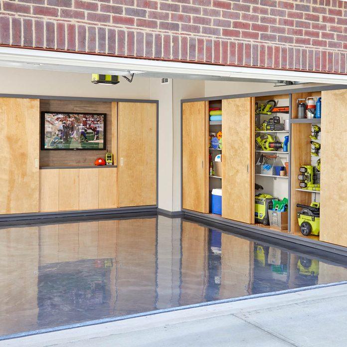 garage floor paint