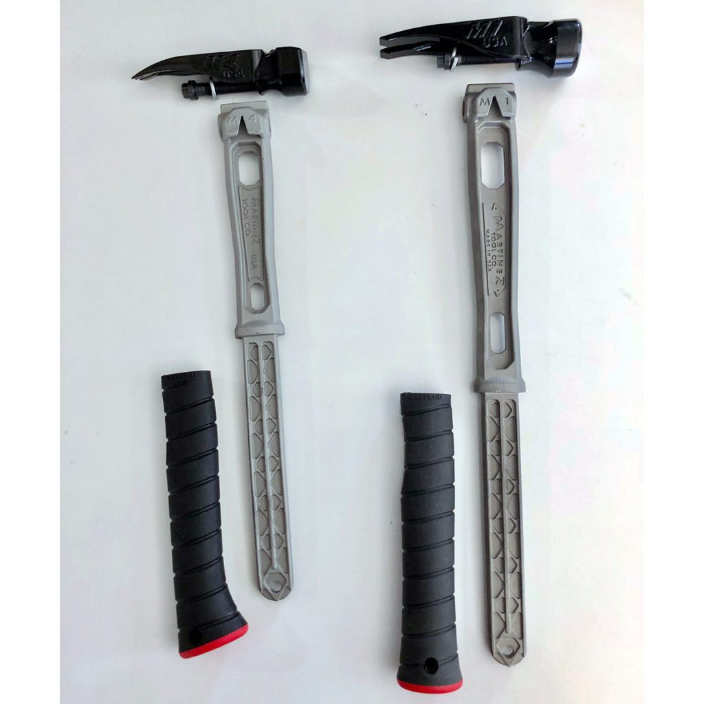 Hammers with replaceable and interchangeable parts | Construction Pro Tips