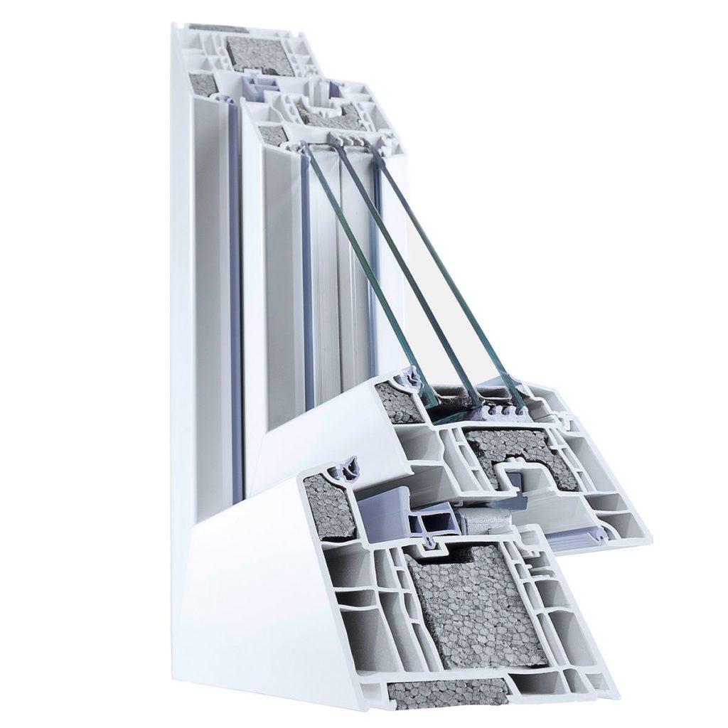A cutaway of Alpen's best windows   Construction Pro Tips